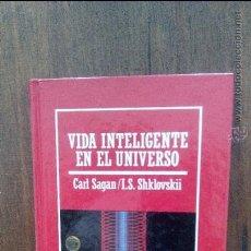 Coleccionismo de Revista Muy Interesante: VIDA INTELIGENTE EN EL UNIVERSO-CARL SAGAN. Lote 124921384