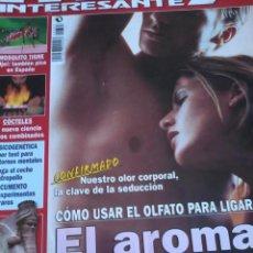 Coleccionismo de Revista Muy Interesante: REVISTA MUY INTERESANTE. AGOSTO 2008. Nº 327. B6R. Lote 50501714