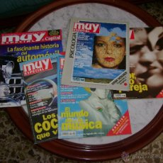 Coleccionismo de Revista Muy Interesante: REVISTAS MUY ESPECIAL. Lote 38662202