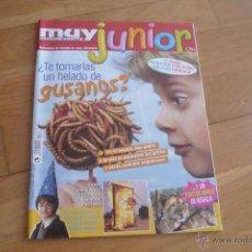 Coleccionismo de Revista Muy Interesante: REVISTA MUY INTERESANTE JUNIOR Nº 0.NUEVA. OCTUBRE DE 2004.. Lote 50944686