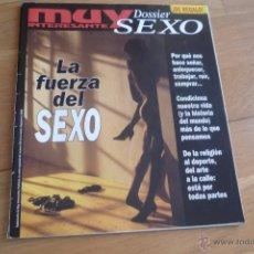 Coleccionismo de Revista Muy Interesante: REVISTA MUY INTERESANTE DOSSIER SEXO,2005.. Lote 50944715