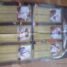 Coleccionismo de Revista Muy Interesante: REVISTA MUY INTERESANTE. POSTER CALENDARIO REVOLUCIONARIO 1789.NUEVO.. Lote 50944865
