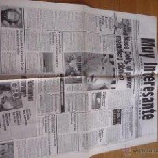 Coleccionismo de Revista Muy Interesante: REVISTA MUY INTERESANTE. PERIODICO PARA SABER MÁS DE TODO 1997.NUEVO.. Lote 50944933