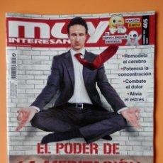 Collectionnisme de Magazine Muy Interesante: MUY INTERESANTE. Nº 405 (EL PODER DE LA MEDITACIÓN) - DIVERSOS AUTORES. Lote 52126172