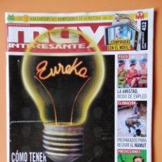 Collectionnisme de Magazine Muy Interesante: MUY INTERESANTE. Nº 412 (CÓMO TENER IDEAS GENIALES) - DIVERSOS AUTORES. Lote 52126174
