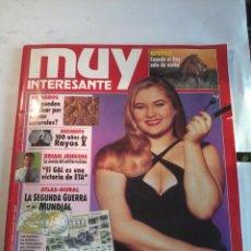 Coleccionismo de Revista Muy Interesante: REVISTA MUY INTERESANTE NUM 168. MAYO 1995. B6R. Lote 53130947