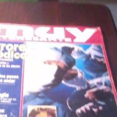 Coleccionismo de Revista Muy Interesante: REVISTA MUY INTERESANTE. ABRIL 1996 NUMERO 179. B6R. Lote 53132942