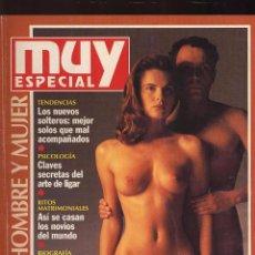 Coleccionismo de Revista Muy Interesante: REVISTA MUY INTERESANTE - ESPECIAL - PRIMAVERA 1994 - N 17 ------(REF M1 E1DETRAS). Lote 53202580