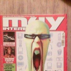 Coleccionismo de Revista Muy Interesante: MUY INTERESANTE TECNOESTRES N°241 JUNIO 2001. Lote 54204721