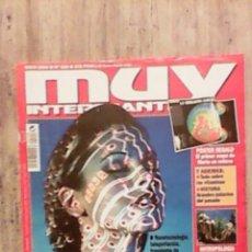 Coleccionismo de Revista Muy Interesante: MUY INTERESANTE ¿ QUIÉN QUIERE SER INMORTAL? N° 228 MAYO 2000.. Lote 54205104