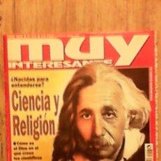 Coleccionismo de Revista Muy Interesante: MUY INTERESANTE CIENCIA Y RELIGIÓN N° 227 ABRIL 2000. Lote 54205786