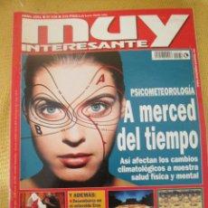 Coleccionismo de Revista Muy Interesante: MUY INTERESANTE 239 ABRIL 2001. Lote 54452261