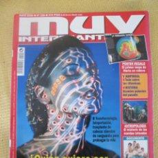 Coleccionismo de Revista Muy Interesante: MUY INTERESANTE 228 MAYO 2000. Lote 54705105