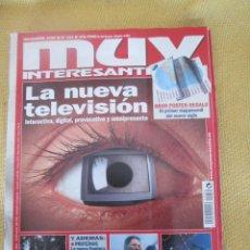 Coleccionismo de Revista Muy Interesante: MUY INTERESANTE 234 NOVIEMBRE 2000. Lote 54705217