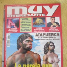 Coleccionismo de Revista Muy Interesante: MUY INTERESANTE 237 FEBRERO 2001. Lote 54705416