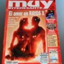 Coleccionismo de Revista Muy Interesante: MUY INTERESANTE 1998. Lote 54718870