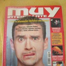 Coleccionismo de Revista Muy Interesante: MUY INTERESANTE 238 MARZO 2001. Lote 54729515