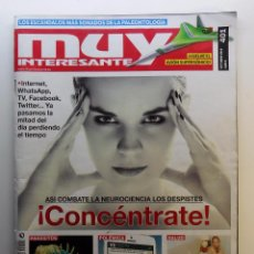 Revista Muy interesante nº 401 Octubre 2014