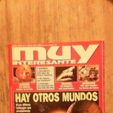 Coleccionismo de Revista Muy Interesante: MUY INTERESANTE HAY OTROS MUNDOS N°230 JULIO 2000. Lote 54830997