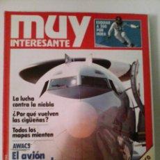 Coleccionismo de Revista Muy Interesante: REVISTA MUY INTERESANTE NUMERO 9. Lote 214213005