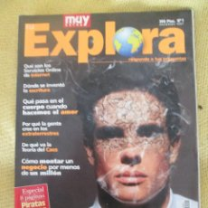 Coleccionismo de Revista Muy Interesante: MUY EXTRA - EXPLORA Nº 1. Lote 55321822