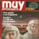 Coleccionismo de Revista Muy Interesante: REVISTA MUY INTERESANTE Nº 65 OCTUBRE 1986 . 1992 EXPEDICIÓN USA - URSS A MARTE. Lote 56184097