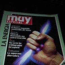 Coleccionismo de Revista Muy Interesante: MUY ESPECIAL LA ENERGIA. Nº 6. B6R. Lote 57680929