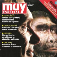 Coleccionismo de Revista Muy Interesante: REVISTA MUY INTERESANTE ESPECIAL. Lote 57768829