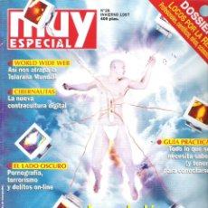 Coleccionismo de Revista Muy Interesante: REVISTA MUY INTERESANTE ESPECIAL. Lote 57768856
