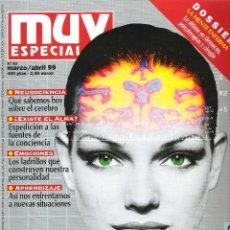 Coleccionismo de Revista Muy Interesante: REVISTA MUY INTERESANTE ESPECIAL. Lote 57768890