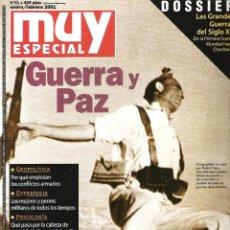 Coleccionismo de Revista Muy Interesante: REVISTA MUY INTERESANTE ESPECIAL. Lote 57768907