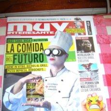Coleccionismo de Revista Muy Interesante: MUY INTERESANTE 414 NOVIEMBRE 2015 . Lote 58399476