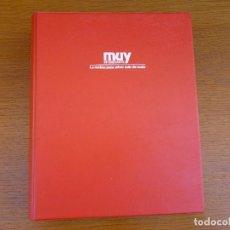 Coleccionismo de Revista Muy Interesante: MUY INTERESANTE AÑO 1996 COMPLETO DEL Nº 176 AL Nº 187 REVISTAS ENCUADERNADAS EN CARPETA ORIGINAL. Lote 61690060