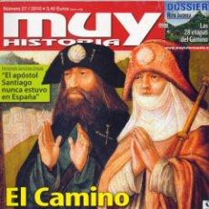 Coleccionismo de Revista Muy Interesante: REVISTA : MUY HISTORIA Nº 27 AÑO 2010. Lote 61941796