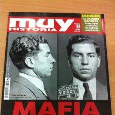 REVISTA MUY HISTORIA, Nº 53, AÑO 2014: MAFIA, LA HISTORIA DEL CRIMEN ORGANIZADO