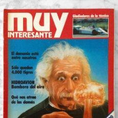 Coleccionismo de Revista Muy Interesante: REVISTA MUY INTERESANTE - Nº 2 - JUNIO 1981 - DEBEMOS TEMER A LOS SABIOS. Lote 62741800
