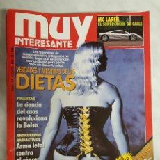 Coleccionismo de Revista Muy Interesante: 10 REVISTAS MUY INTERESANTE, NUM. 138 A 147. Lote 64680243