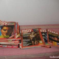 Coleccionismo de Revista Muy Interesante: 50 REVISTAS - MUY INTERESANTE Y MUY ESPECIAL. Lote 66808126