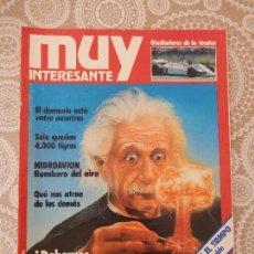 Coleccionismo de Revista Muy Interesante: REVISTA MUY INTERESANTE - Nº 2 - JUNIO 1981 - DEBEMOS TEMER A LOS SABIOS. Lote 68774373