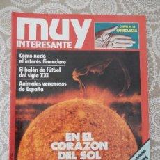 Coleccionismo de Revista Muy Interesante: MUY INTERESANTE -REVISTA Nº 13. Lote 68774677