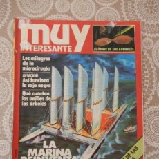 Coleccionismo de Revista Muy Interesante: MUY INTERESANTE -REVISTA Nº 15. Lote 68774797