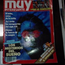 Coleccionismo de Revista Muy Interesante: MUY INTERESANTE.- JUNIO DE 1990 NUMERO 109. Lote 74628891