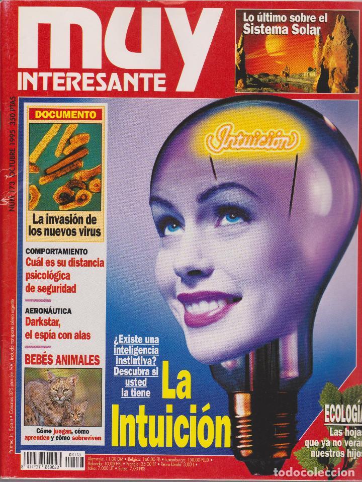 Coleccionismo de Revista Muy Interesante: MUY INTERESANTE - LOTE 57 REVISTAS DEL Nº 132 AL 188 (FALTA 176) + 2 ESPECIALES - BUEN ESTADO. - Foto 3 - 74644519