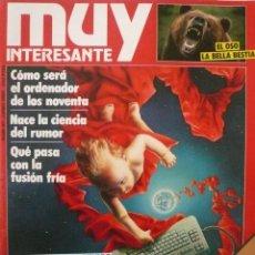 Collectionnisme de Magazine Muy Interesante: MUY INTERESANTE Nº 97 / JUNIO 1989 . Lote 76776963