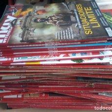 Coleccionismo de Revista Muy Interesante: LOTE DE 74 REVISTAS MUY INTERESANTE. Lote 77310309