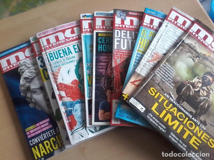 Coleccionismo de Revista Muy Interesante: LOTE DE 74 REVISTAS MUY INTERESANTE - Foto 3 - 77310309