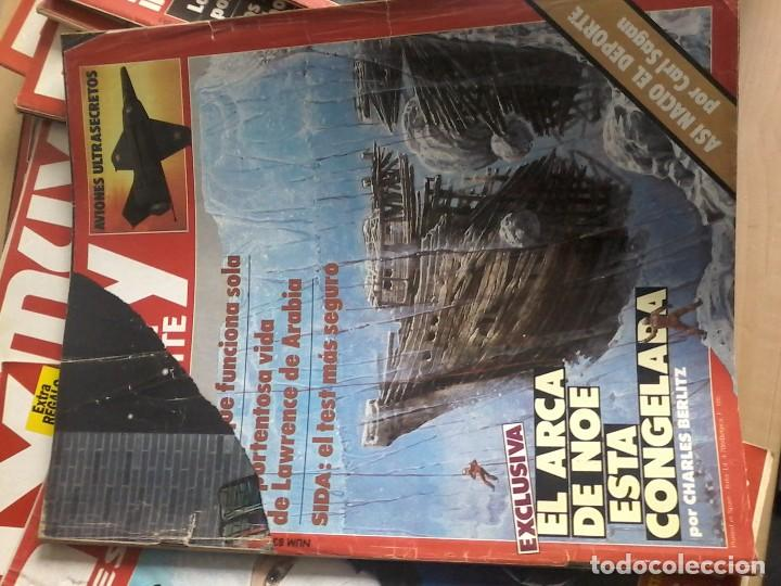 Coleccionismo de Revista Muy Interesante: LOTE DE 74 REVISTAS MUY INTERESANTE - Foto 7 - 77310309