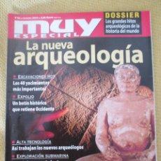 Colecionismo da Revista Muy Interesante: MUY ESPECIAL Nº 60 INVIERNO 2003 LA NUEVA ARQUEOLOGÍA. Lote 80115769