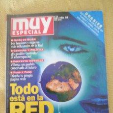 Coleccionismo de Revista Muy Interesante: MUY ESPECIAL - TODO ESTA EN LA RED DICIEMBRE 1998. Lote 80115905