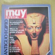 Coleccionismo de Revista Muy Interesante: MUY ESPECIAL -9 OTOÑO 1992 ANTIGUO EGIPTO. Lote 80117409